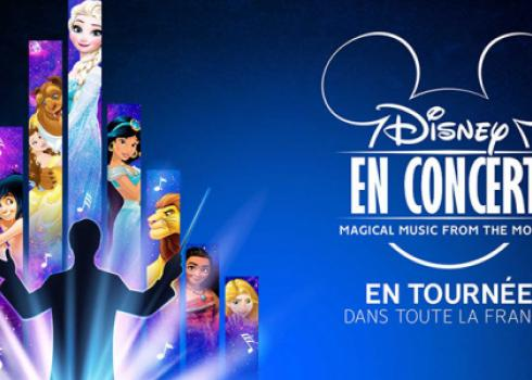 Ciné-concerts Disney, Magical Music From The Movies
