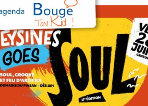 Bouge ton Kid : Eysines Goes Soul 2019