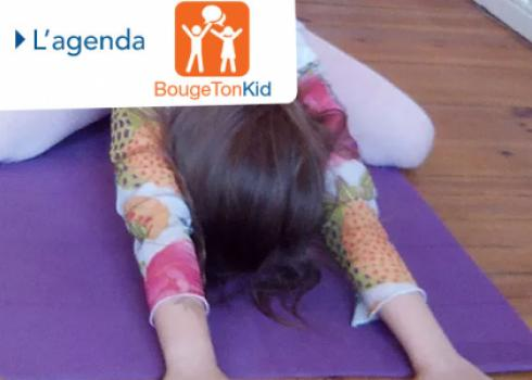 Bouge ton Kid : yoga parents-enfants