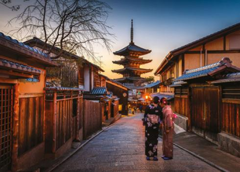 Destination Japon, entre traditions et modernité
