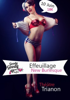 Goudy-Goudy on fire theatre le trianon bordeaux