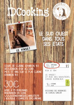 IDCooking-Sud Ouest