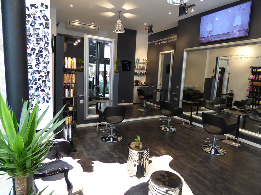 Best Salon Coiffeur Moderne Photos - House Design - marcomilone.com