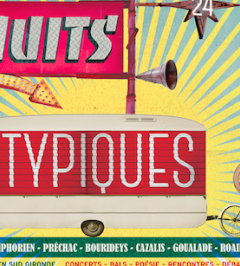 Nuits atypiques Festival itinérant Sud Gironde 2015