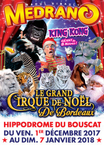 grand cirque de noel bordeaux 2017 le bouscat