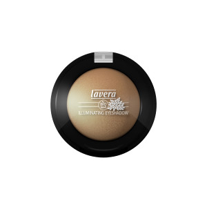 illuminating eyeshadow lavera 1