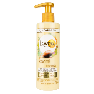 Lovea Nature - Lait Corps Karité Karma - 250 ml