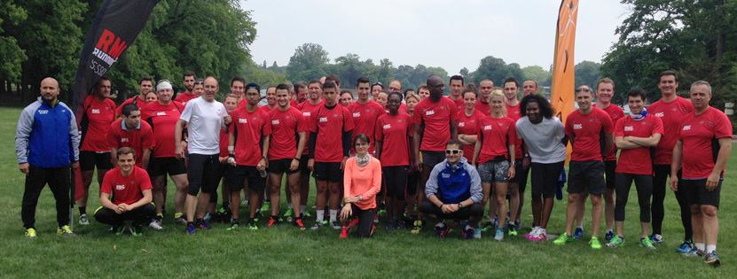 rmc running session bordeaux