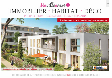 Sp cial habitat d co immobilier num ro 7 ma ville moi for Deco immobilier