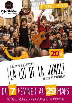 la loi de la jungle theatre des chartrons deal