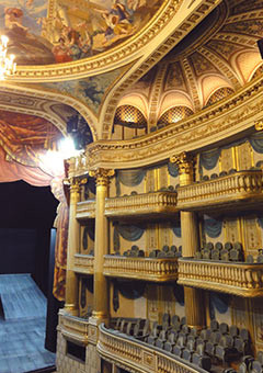 Salle de spectacle du Grand Theatre