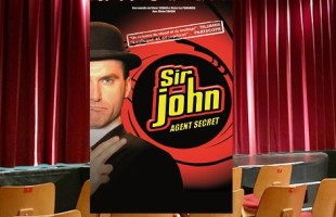 Théâtre : « Sir John is Back » au TBA