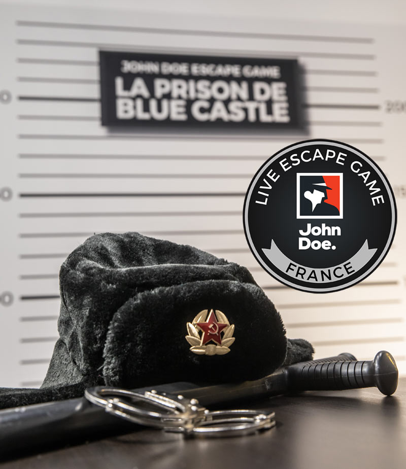 John Doe Escape Game Bordeaux