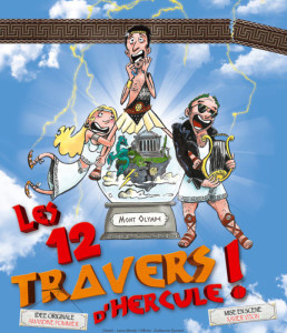 Les 12 travers d'Hercule